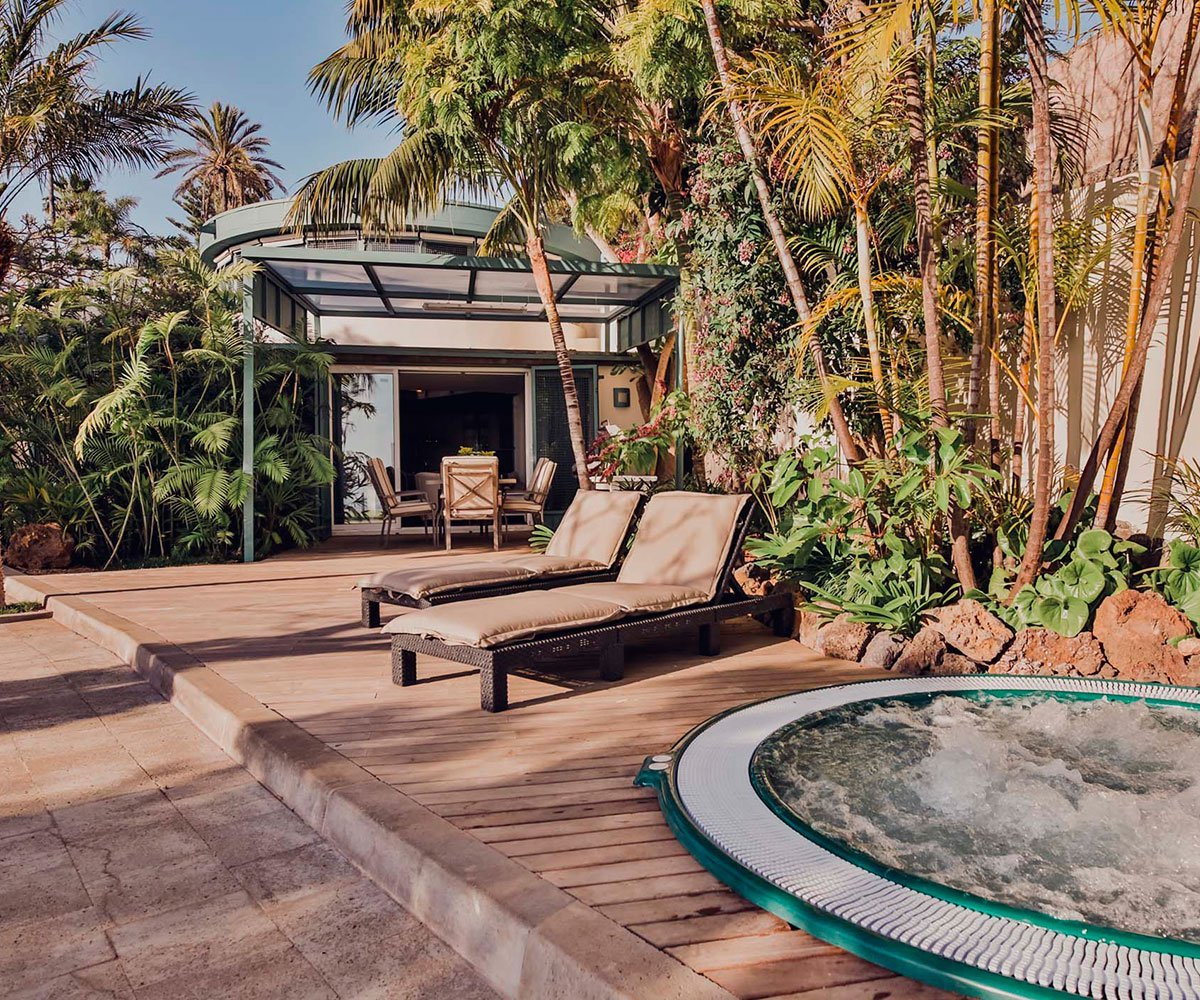 Villa with Jacuzzi in north Tenerife