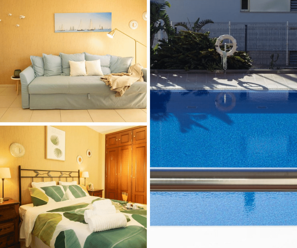 Family Holiday Apartment with Pool