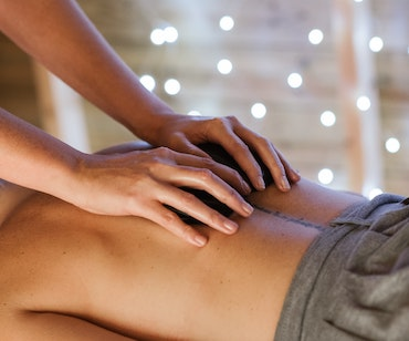 Massage Therapy Spa Experience