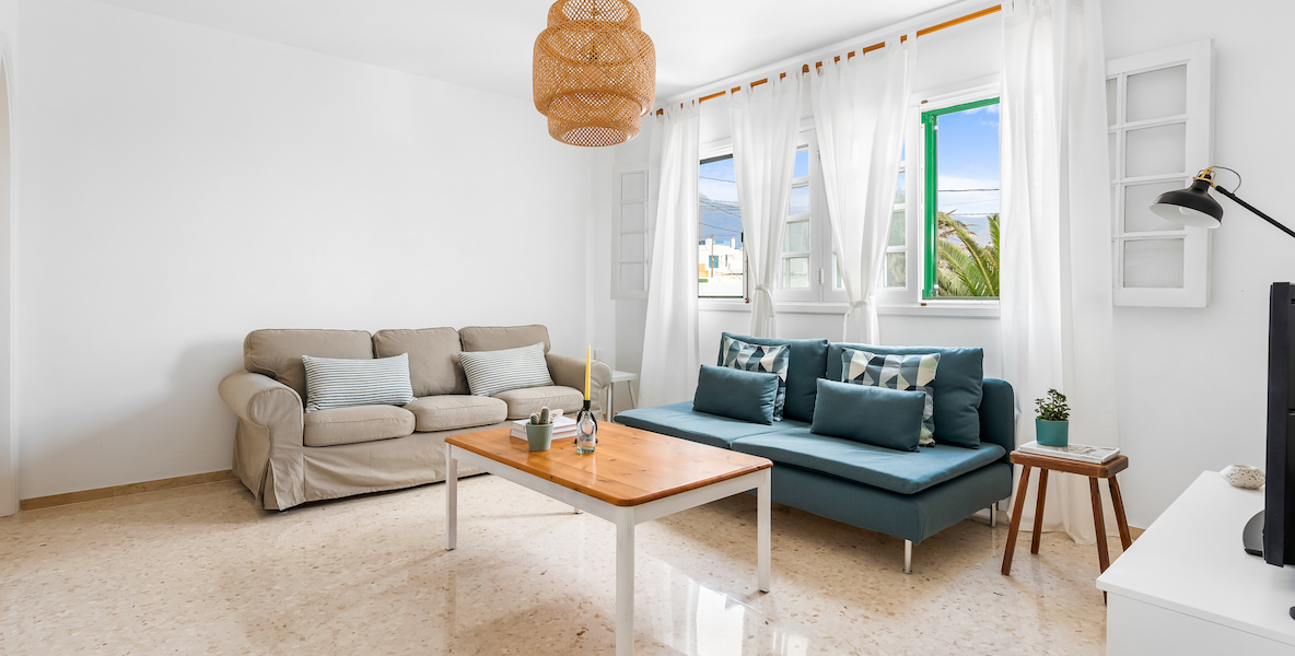 Rooftop Terrace Apartment with Beach Views21
