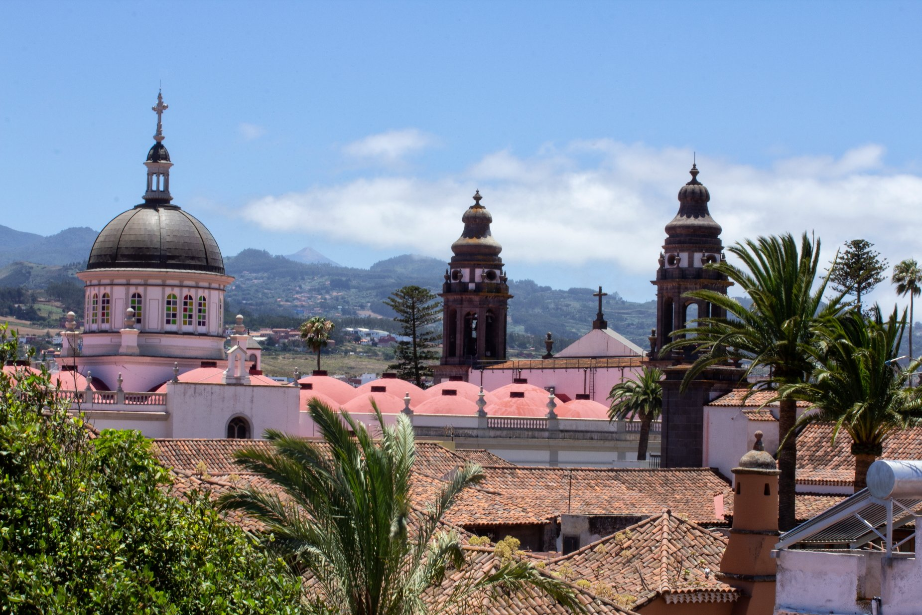 UNESCO World Heritage Site La Laguna