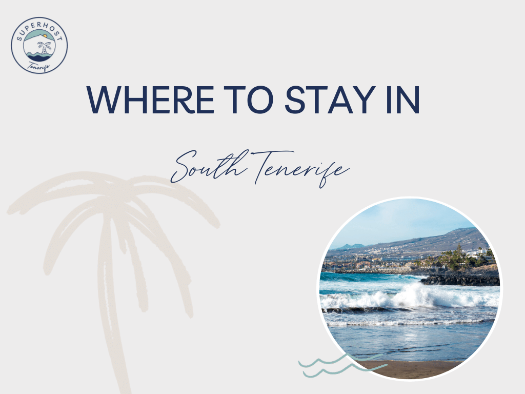 Where to stay in south Tenerife
